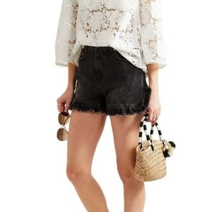 Zimmermann White Lace  Cotton  Top